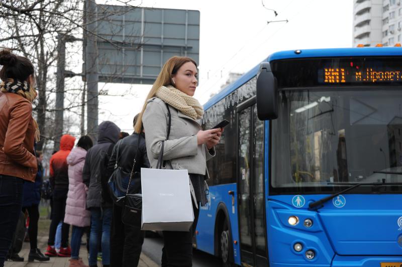 """Акция """"Голос пассажира"""" стартовала в столице. Фото: Светлана Колоскова, """"Вечерняя Москва"""""""